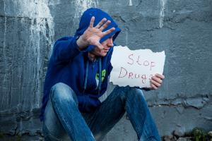 Stop Drugs Pixabay